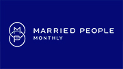 married people monthly button